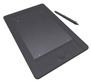 technology device tablet 3D model