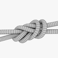 double figure 8 bend knot