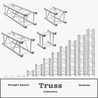 Straight Square Truss Collection