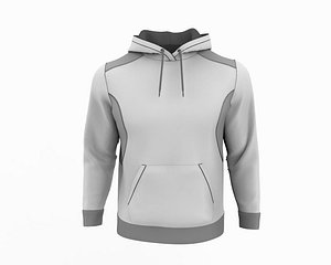 3D hoodie hood