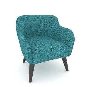 3D Lounge chair