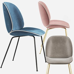 3D beetle dining chair