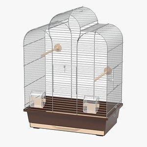 Bird Cage Inter-Zoo Iza I 3D model