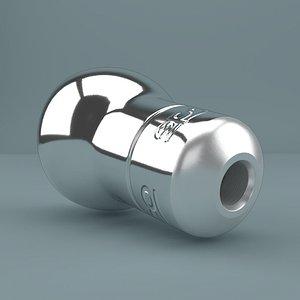 SPARCO RACING Shift Knob Polished model