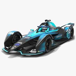 3D NIO 333 FE Team Formula E Season 2020 2021