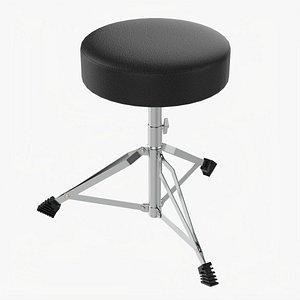 3D Drummer seat
