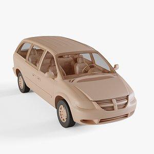 2004 Dodge Grand Caravan 3D