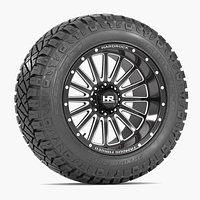 OFF ROAD WHEEL AND TIRE 15