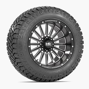 OFF ROAD WHEEL AND TIRE 15 model
