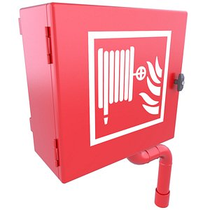 3D model box equipment safety