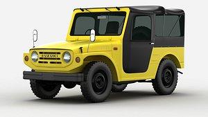 3D Suzuki Jimny 3D Models