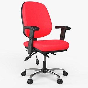 Office Chair 05 - 8K PBR Textures 3D model