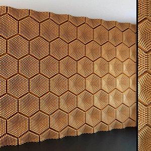 3D model Parametric wall 014
