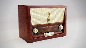 3D radio 50s