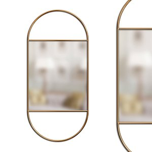 Mirrors Set 102 3D model