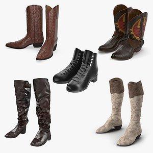 boots 3 3D model