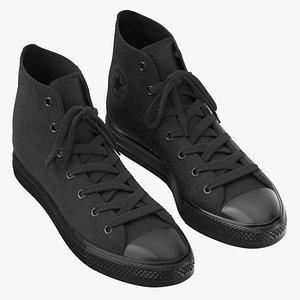 Basketball Shoes Chuck Taylor 3D