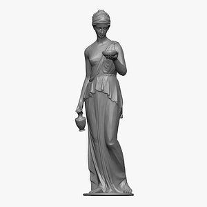 Ancient Roman Women model