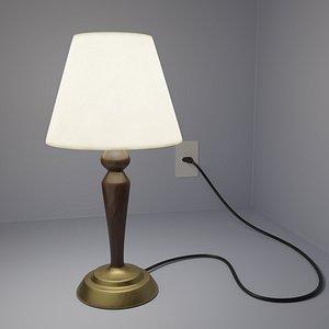 3D Lamp - Bedside Lamp