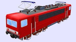 class 250 electric locomotive model