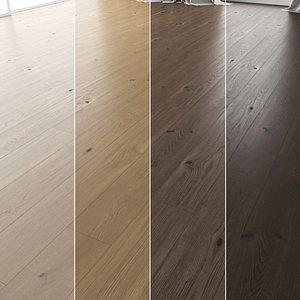 Wood Floor Set 16 3D model