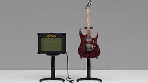 electric guitar esp model