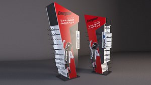 energizer display stand model
