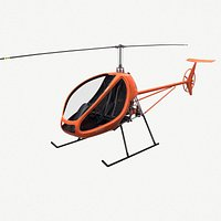 Dynali H3 - Real Time - Helicopter