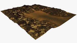Desert and Dune model