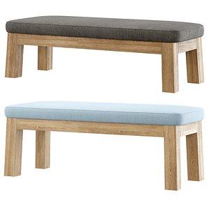 3D niek bench