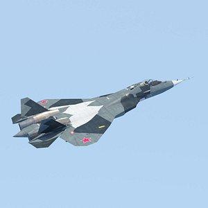 su57 su jet 3D