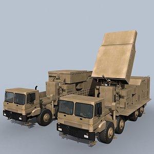 bavar bavar-373 radar 3D