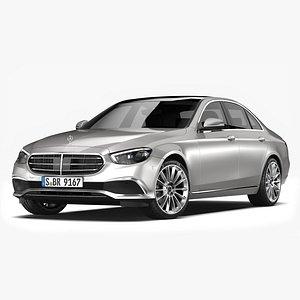 Mercedes Benz E Class 2021 3D model