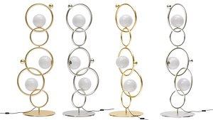 Floor lamp Zoe 3D model