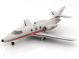 Dassault Falcon 10100 Private 3D