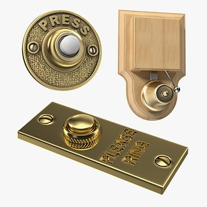 Doorbell Buttons Collection model