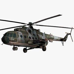 Mil Mi-17 3D