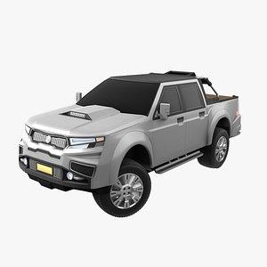 car pickup model