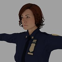 Rigged Police 04