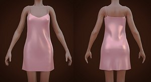 fashion garment clothing 3D model