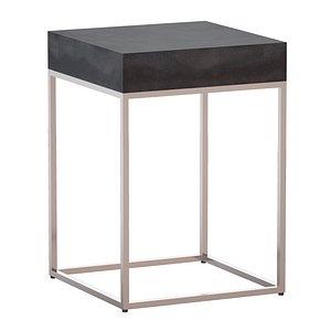 3D model Adriana Frame End Table