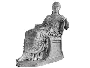 3D model Renaissance Sculpture Masterpiece