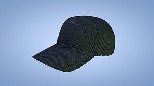 hat fashion cap 3D
