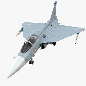 3D HAL Tejas Multirole Light Fighter model