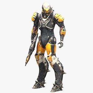 3D Ranger Javelin - Anthem