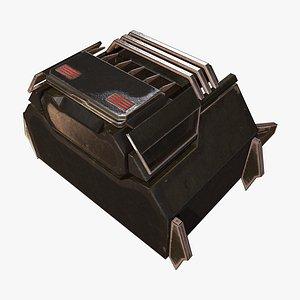Energy Capacitor C 3D
