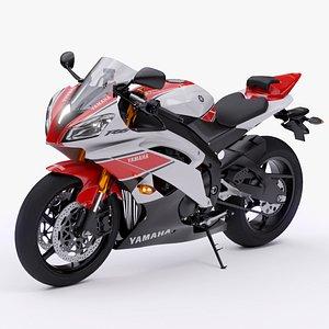 Yamaha R-6 2015 3D