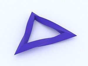 twisted triangle model