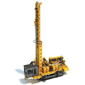 Drilling Rig 3D