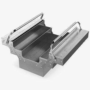 3D model heavy duty metal cantilever